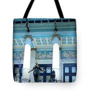 Ernst Fuchs Vienna Villa Tote Bag