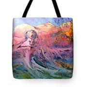Eroscape 10 Tote Bag