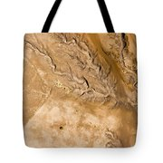 Erosive Patterns Are Emerging Tote Bag