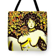 Erotic Desire Tote Bag