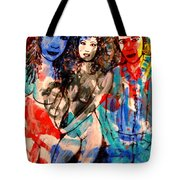 Erotic Nude 2 Tote Bag