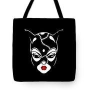 Erotic Print Tote Bag