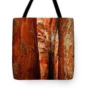 Erotic Rock Tote Bag