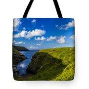 Erris Head, County Mayo, Ireland Tote Bag