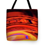 Eruption # 9 Tote Bag