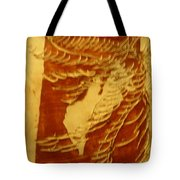 Eruptions Of The Mind - Tile Tote Bag