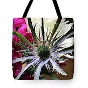 Eryngium Thistle Tote Bag