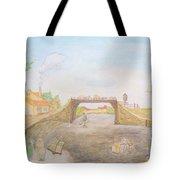 Esaias Van De Velde In Japanese Light Tote Bag