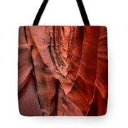 Escalante Red Slot Tote Bag