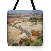 Escalante River Basin Tote Bag