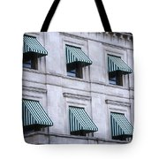 Escambia County Courthouse Windows Tote Bag
