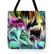 Escape From Hell Tote Bag