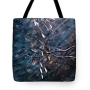 Escape From The Darkness Tote Bag