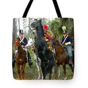 Escape Of Billy Bowlegs Tote Bag