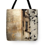 Escape Tote Bag by Sharon Coty