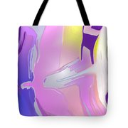 Escaping Rigidity Tote Bag