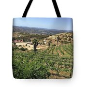 Escondido Calfornia Tote Bag