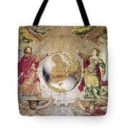 Escorial: Tapestry Tote Bag
