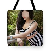 Escorts Services In Chennai Tote Bag
