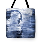 Esoteric And Exoteric Visions Meet. Tote Bag