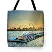 Esplanade Dock 023 Tote Bag