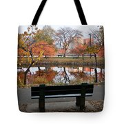 Esplanade View Tote Bag by Susan Cole Kelly