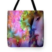 Essence Of Love Tote Bag