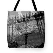 Essence Of Paris Tote Bag