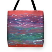 Essence Of The Mind Tote Bag by Ilsy Marilyn
