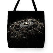 Essence Of Time Tote Bag by Richard Ortolano