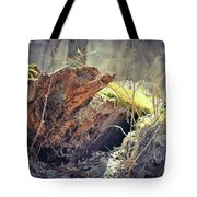 Essential Dead Tree Tote Bag