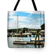 Essex Ct Marina Tote Bag