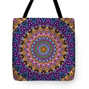 Estate Jewels Mandala No. 2 Tote Bag