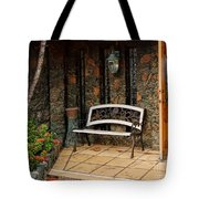 Estate St. Peter Greathouse And Botanical Gardens Tote Bag