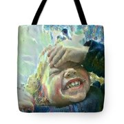 Esther, What Is So Funny? Tote Bag