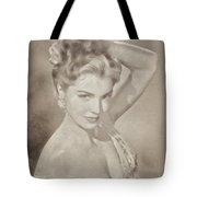 Esther Williams, Vintage Hollywood Actress Tote Bag