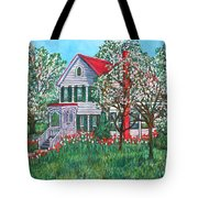 Esther's Home Tote Bag