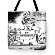 Estonia, 1992 Tote Bag