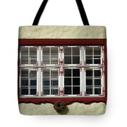 Estonian Window Tote Bag