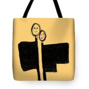 Etching 57 Tote Bag