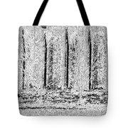 Etching Tote Bag