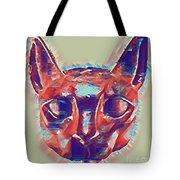 Eternal Cats Tote Bag