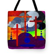 Eternal Consequences Tote Bag