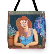 Eternal Eve Tote Bag