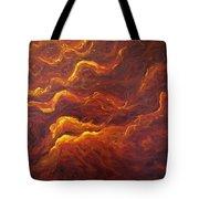 Eternal Flames Tote Bag