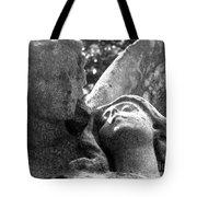 Eternal Flight Detail Tote Bag