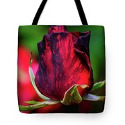 Eternal Love Rose Tote Bag