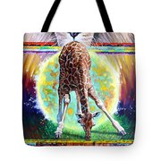 Eternal Nature Of Our Universe Tote Bag