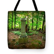 Eternal Resting Place Tote Bag