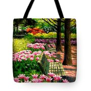 Eternal Spring Tote Bag